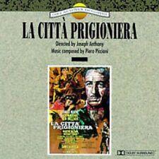 Piero Piccioni: La Citta Prigioniera (New/Sealed CD)