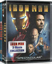 Iron Man 3 Movie Collection 3-Disc Dvd Set New & Sealed Free Shipping Included