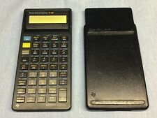 Texas Instruments TI-68 Scientific Calculator