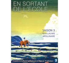 EN SORTANT DE L'ECOLE S3 - GUILLAUME APOLLINAIRE - DVD