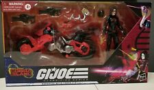 G.I.Joe Classified Baroness with C.O.I.L Cobra Island Target Exclusive