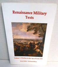 BOOK 3-Renaissance Military Texts Pike & Shot Society UK 1684, 1696-1706