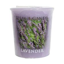 24 x Village Candle Votive Candles - Lavender