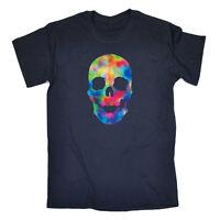 Funny Novelty T-Shirt Mens tee TShirt Acid Skull