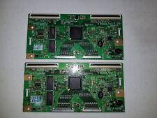 2 x 6870C-0202B TCON 6871L-2040D 42PFL7*03D/27 LC37WU/LC420WU/LC470WU = Fix Me!
