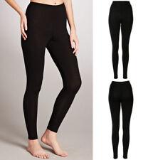 Full Length Fleece Petite Leggings for Women