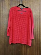 The Clothing Company - plus size ladies blouse - size XL BNWT