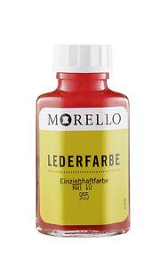 40ml(22,38€/100ml) Morello Lederfarbe Einziehfarbe Leder Färbemittel 16 Farben