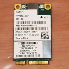 UMTS HSDAP Modem Fujitsu Sierra MC8355 20-VM173-P4 G3 E752  AirPrime E752