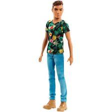 Barbie / Ken Fashionistas Doll #15 Tropical Vibes - Slim Hispanic 2017 Mattel NE