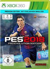 PES 2018-Premium Edition [Xbox 360] --- Microsoft xbox 360 --- TOP!