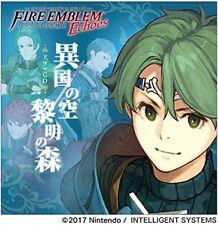 [CD] Fire Emblem Echoes Another Hero King  Drama CD Ikoku no Sora Reimei no Mori