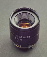 16mm 1.4 C-mount Lens SV Technology, For Pentax Q, Q10, BMPCC