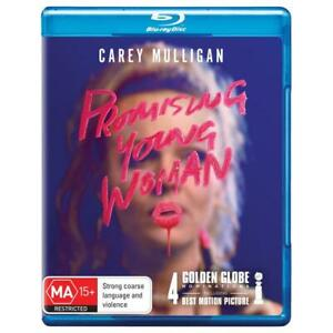 Promising Young Woman Blu-Ray : NEW
