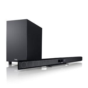 "Teufel Cinebar 11 ""2.1-Set"" Soundbar Subwoofer Bluetooth Musik-Streaming HDMI"