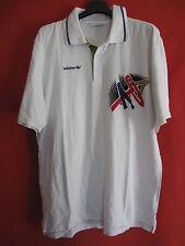 Polo ADIDAS Vintage 80 'S shirt Tennis Vintage Jersey - D50 / L