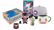 DC Legion of Collectors November Jocker Batman Villains Complete Box Exclusive