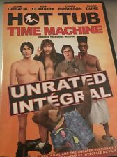 Hot Tub Time Machine (DVD, 2010, Canadian)