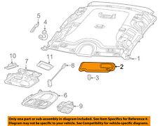 FIAT OEM 14-17 500L-Sunvisor Sun Visor Left 5NE17MS7AA