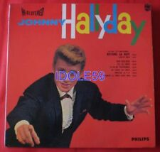 Vinyles LP Johnny Hallyday 25 cm