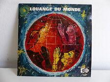 Louange au monde MAITRISE DE LA CATHEDRALE D ANGERS Chanoine PERIER Gloria N°5