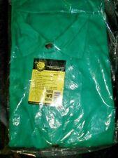 Black Stallion F9 30c Truguard 200 Fr Cotton Welding Jacket Green Medium