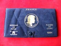 coffret France FDC 1984