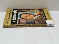The Summing Up W. Somerset Maugham 1951 Vintage Paperback