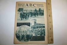 $ ABC, TRASLADO RESTOS DE LOS HÉROES DE CUBA Y FILIPINAS, 17 DICIEMBRE 1940 LEER