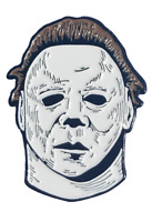 Trick or Treat Halloween II Michael Myers Horror Punk Goth Enamel Pin BXUS100