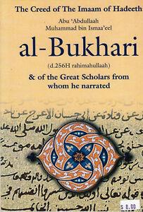 The Creed of The Imaam of Hadeeth Imam Al-Bukhari