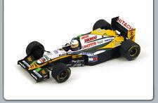 Spark S1679 - Lotus 109 No.11 Belgique GP 1994 Adams 1/43