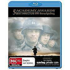 Saving Private Ryan Blu-ray ****NEW SEALED****