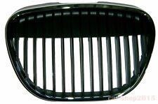 Front Grille for SEAT Ibiza 2002-2008 MK3 Cordoba 6L Chrome & Blcak w/o Emblem