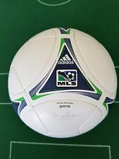 NEW ADIDAS 2012 MLS Authentic Official Match Soccer Ball FREE SHIPPING in the US