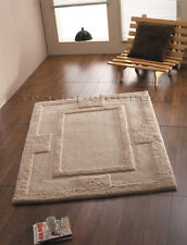 Flair Rugs Sierra Apollo 100 Wool Rug Beige 150 X 210