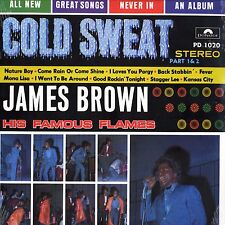 JAMES BROWN & HIS FAMOUS FLAMES Cold Sweat POLYDOR RECORDS Sealed Vinyl LP