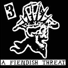 HANK 3 - FIENDISH THREAT - VINYL - NEW