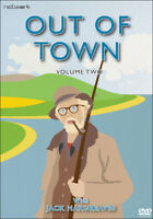 Out of Town - With Jack Hargreaves: Volume 2 DVD (2017) Jack Hargreaves cert E
