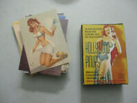 Sexy Vintage Pin Up Cheesecake Trading Card Sets Pinup Gil Elvgren Hollywood '95