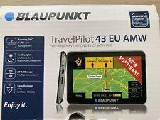 Blaupunkt 4,3? Navigationsgerät Navigationssystem Maps Navi TravelPilot 43EU AMW
