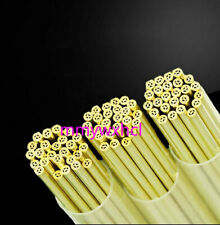 20pcs Drilling Electric Discharge Machineedm Multi Hole Brass Tube 30400mm