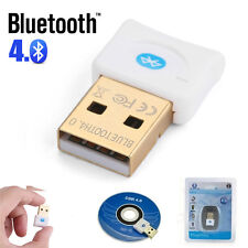 Mini Bluetooth V4.0 USB Adapter Dongle Stick EDR Dual-Mode High Speed Receiver