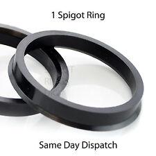 TSW Spigot Ring 72.6 76.0 BMW 1 3 5 6 7 8 SERIES X5 E32 E34 E36 E38 E46 E87 E90