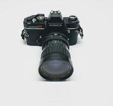 Konica TC/minolta/Sigma Zoom Lens f 3.5 4.5 28-85mm Multi-coated Camera Lens