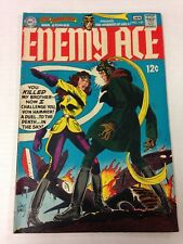 Star Spangled War Stories #142 January 1969 Enemy Ace