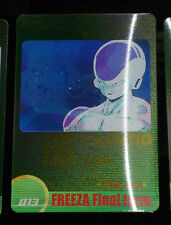 DRAGON BALL Z GT DBZ MORINAGA WAFER CARD CARDDASS PRISM CARTE 013 MOVING 3D JAP