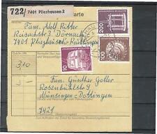 Nicht bestimmte Briefmarken aus der BRD (ab 1948) mit Technik-Motiv