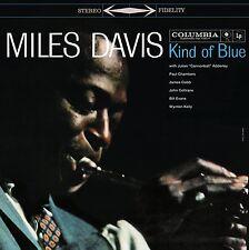 Miles Davis Kind of Blue - 24x24 Album Artwork Fathead Poster