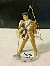 Elvis Presley  Ornament ~ 2002  Golden Suit